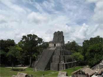 A civilização Maia vivia no território onde hoje é o México