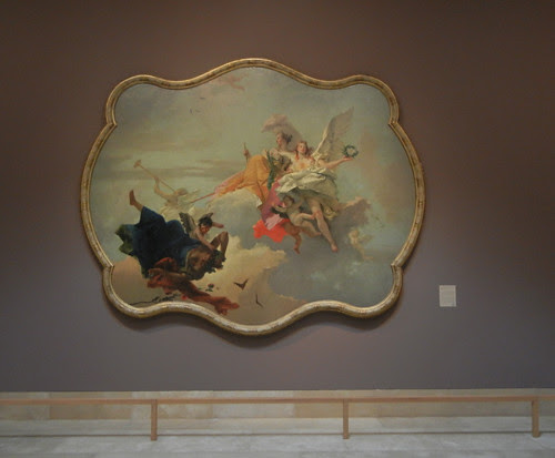 DSCN7719 _ The Triumph of Virtue and Nobility over Ignorance, c. 1740-1750, Giovanni Battista Tiepolo (1696-1770), Norton Simon Museum, July 2013