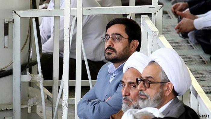 Iran Freitagsgebet Said Mortasawi ( Saeed Mortazavi ) (FARS)