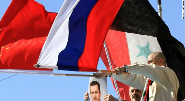 Il castello di carte Usa si sgretola. Cina pronta ad unirsi all'esercito russo in Siria.