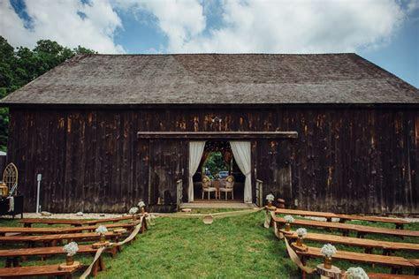 tara mandis elegant rustic barn wedding  george weir