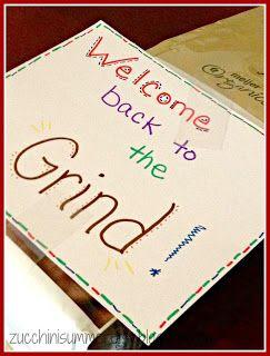 teacher appreciation gift, teacher appreciation week gift, back to school teacher gift, back to school gift, back-to-school, welcome back to the grind