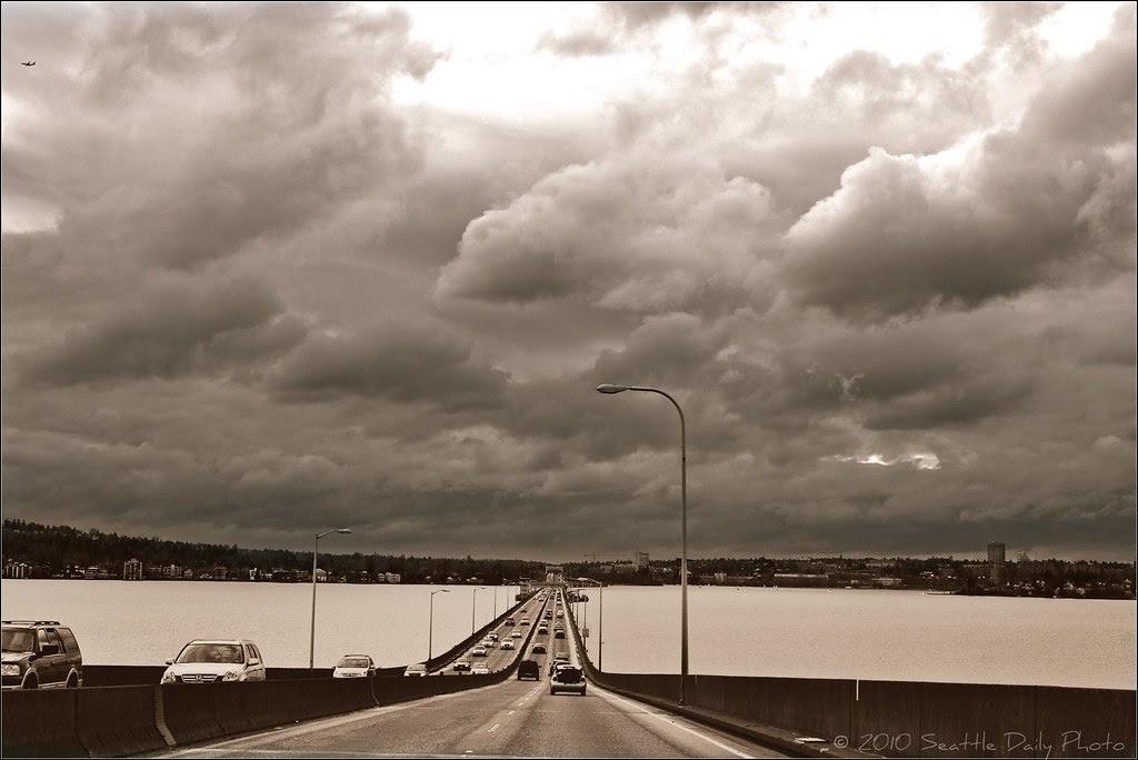 Sunday Bridge Series #  : 520 Floating Bridge