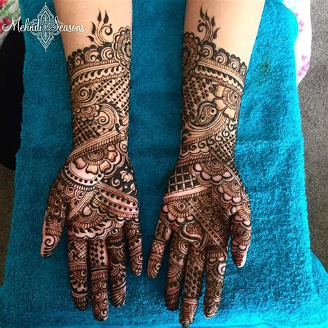 Bridal Mehndi Designs Archives   Mehndi Artistica