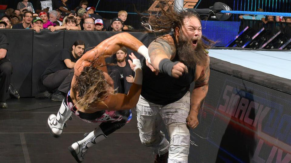 Cobertura: WWE Tuesday Night SmackDown (02/08/2016)