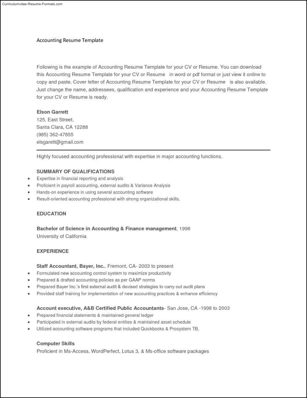Copy Of Resume Template - Would You Give Someone Your Last Resume ...