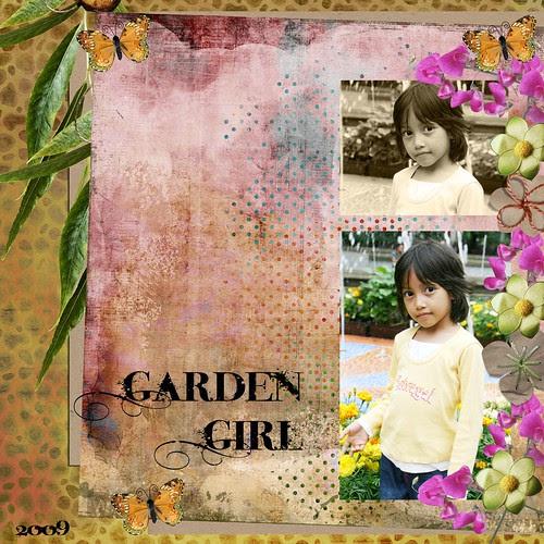 garden *girl