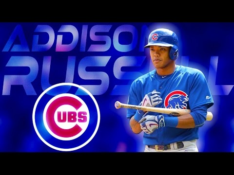 Addison Russell: 2016 Cubs Highlights Mix ᴴᴰ