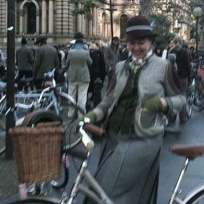 Sydney Tweed Ride