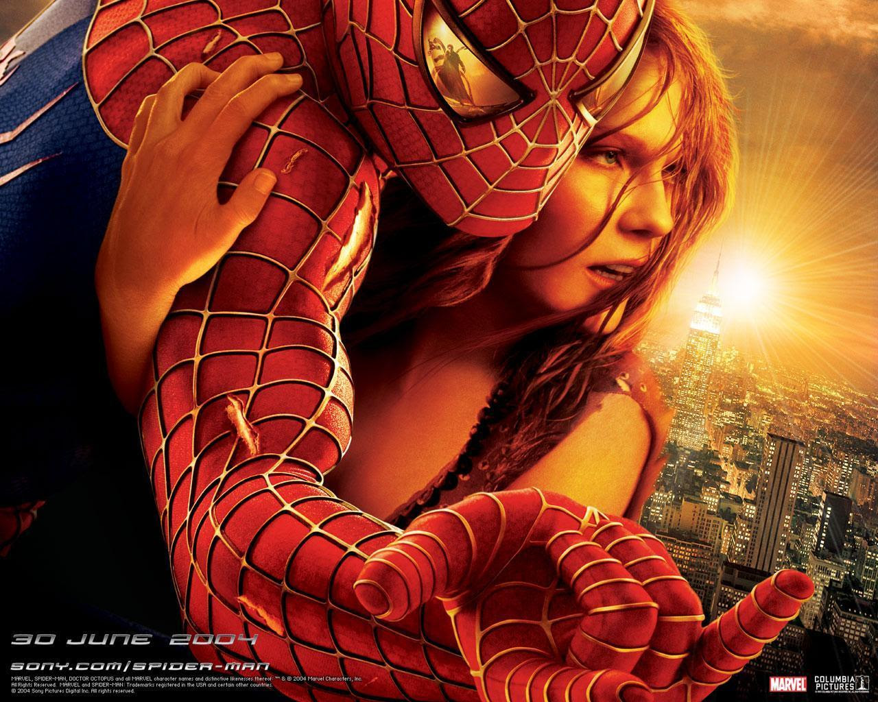 Spiderman Wallpapers Peter Parker Mary Jane Watson Wallpaper