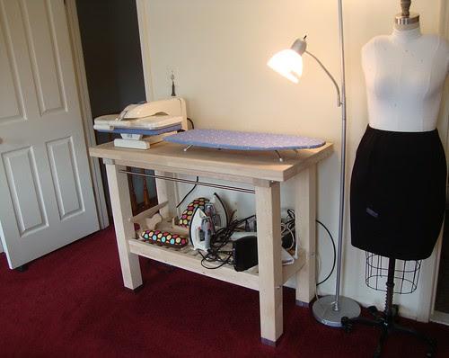 Ikea Groland: My new Pressing station