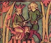 Harald and Halfdan