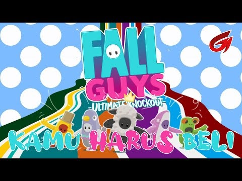 Review Game Fall Guys (PC, PS4) Release date 4 Agustus 2020