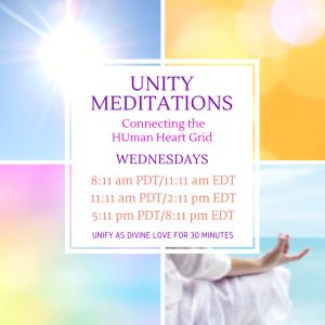Wednesday Meditations