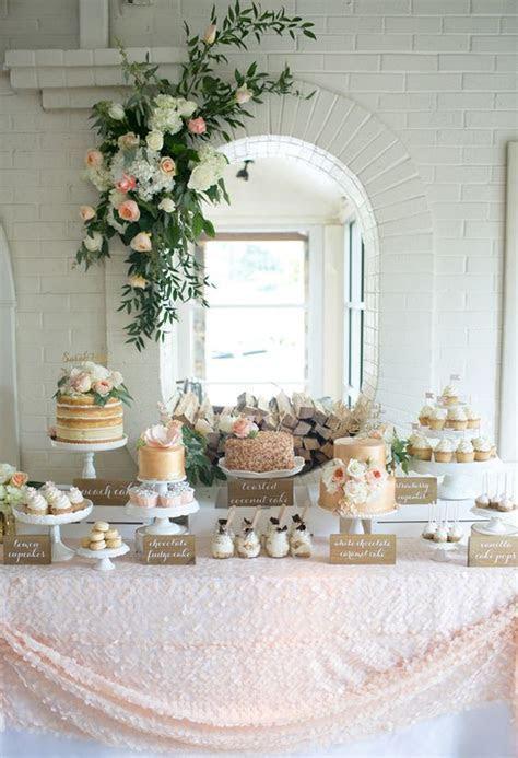 1000  ideas about Dessert Bar Wedding on Pinterest