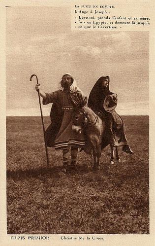 Christus (1916)  Flight to Egypt