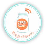 Proud member of the Zero Waste Bloggers Network