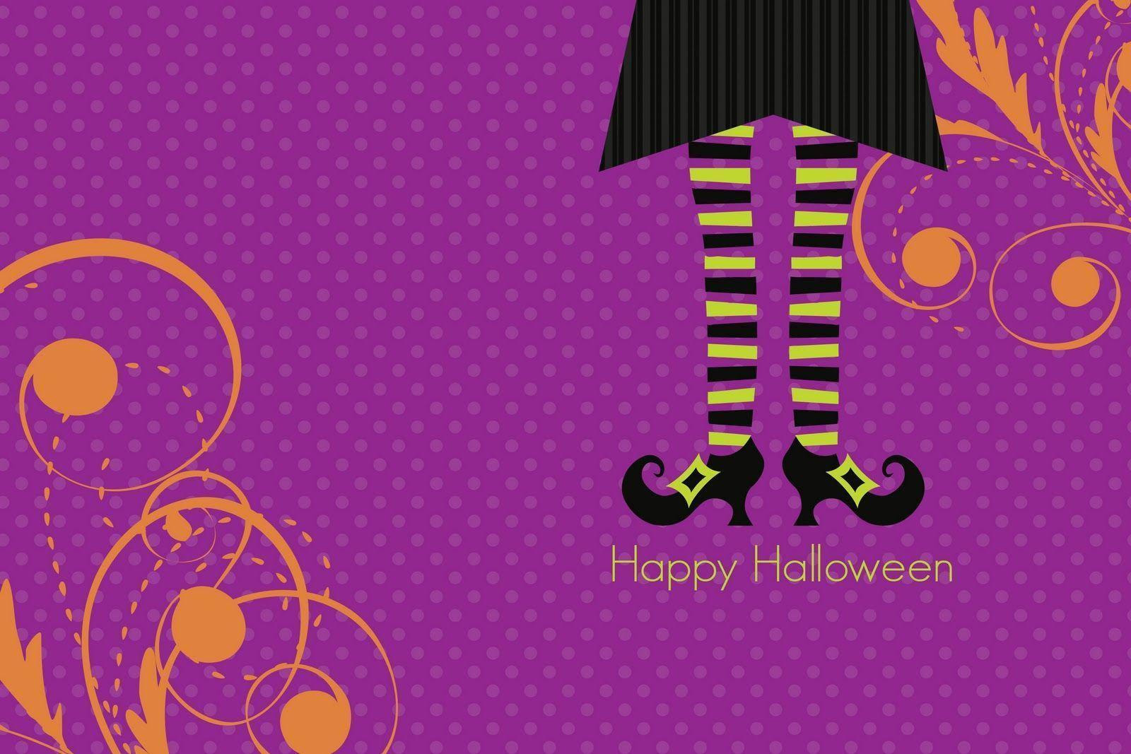 Cute Halloween Desktop Wallpapers  Wallpaper Cave