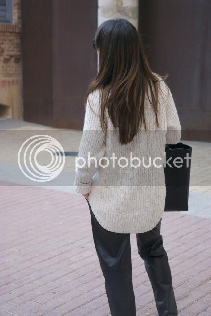 PantalonesCuero JerseyPunto Abrigo