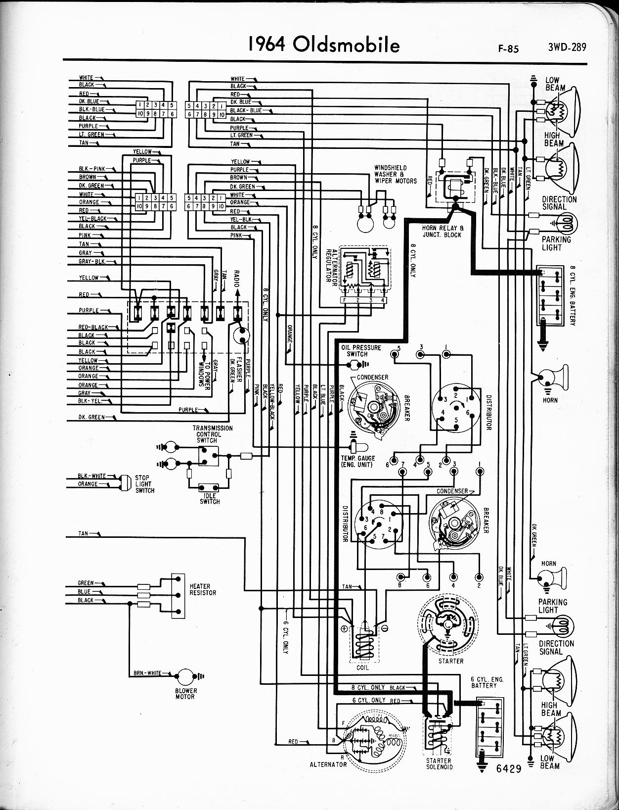Oldsmobile Ignition Wiring Diagram Wiring Diagram Modernize Modernize Frankmotors Es