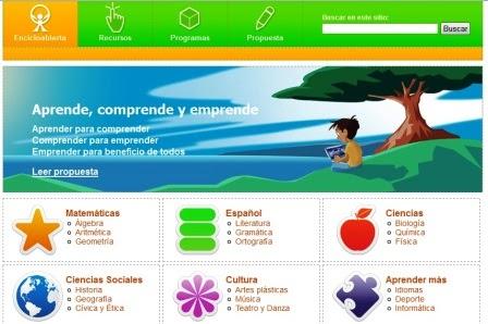 Encicloabierta: Catálogo de juegos educativos