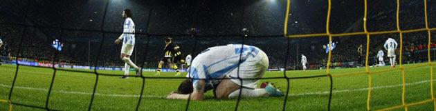 La afición quiere que la UEFA tome cartas en el asunto