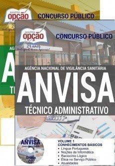 Apostila ANVISA Técnico Administrativo - Área .1
