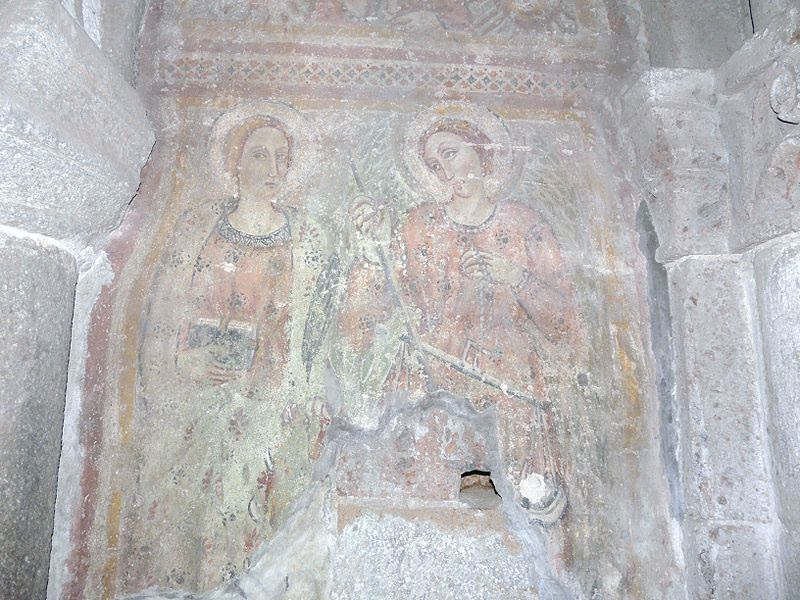 Fil: Acquapendente-Basilica San Sepolcro-cripta3.jpg