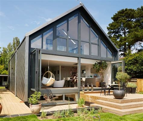 amphibious  small home   uk   designed
