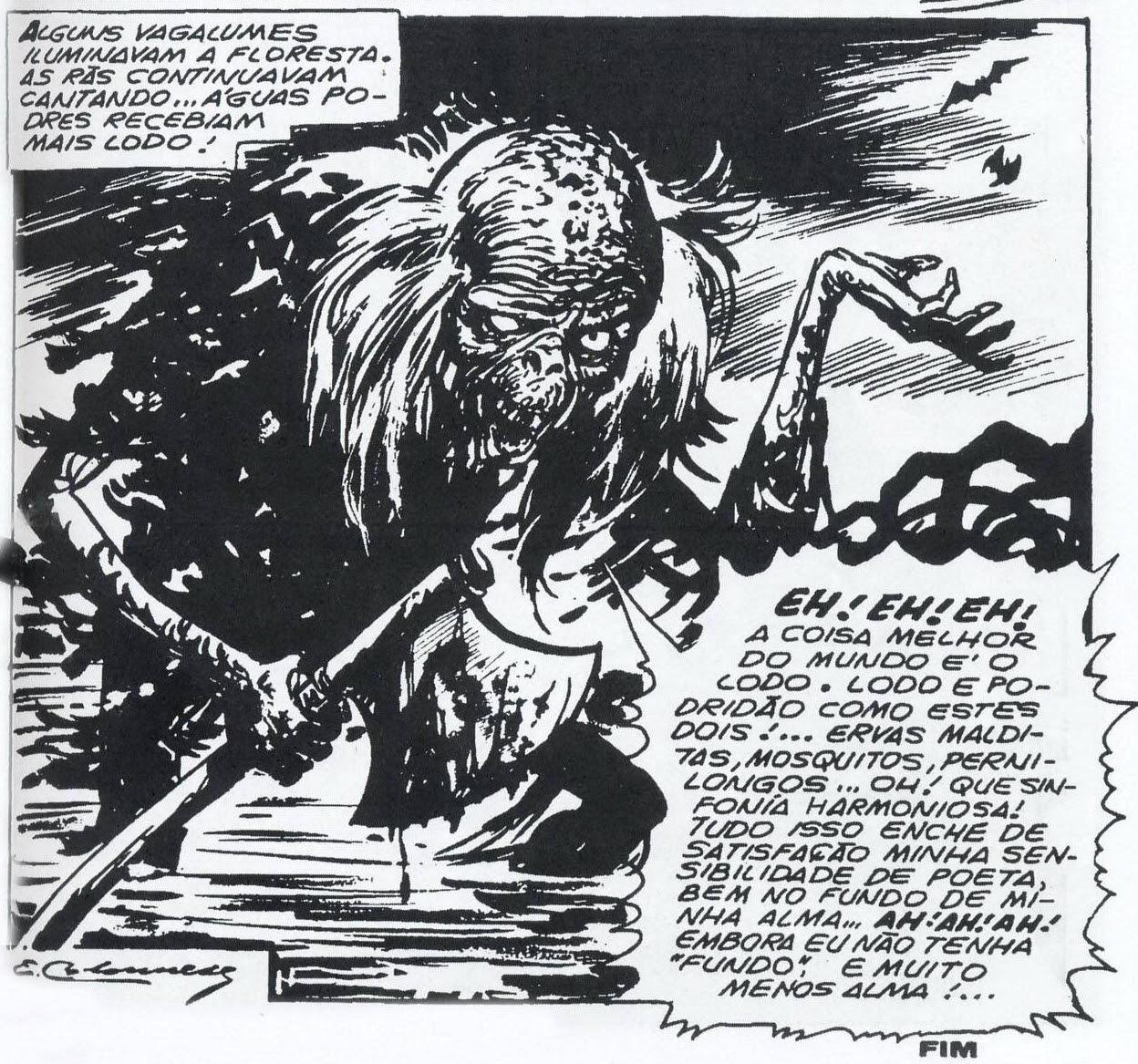 Eugênio Colonneses' O Morto do Pantono