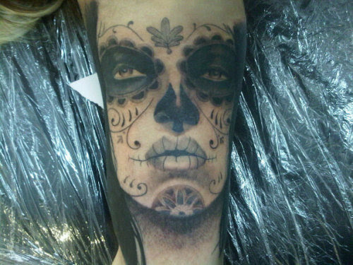 day of the dead artists. with Day of the Dead.. its