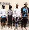 Teenager, her boyfriend and two others arrested for conspiracy and self-kidnapping (photo)