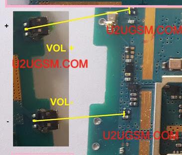 Samsung Galaxy Tab 3 T111 Voluem Up Down Keys Not Working Problem Solution Jumpers