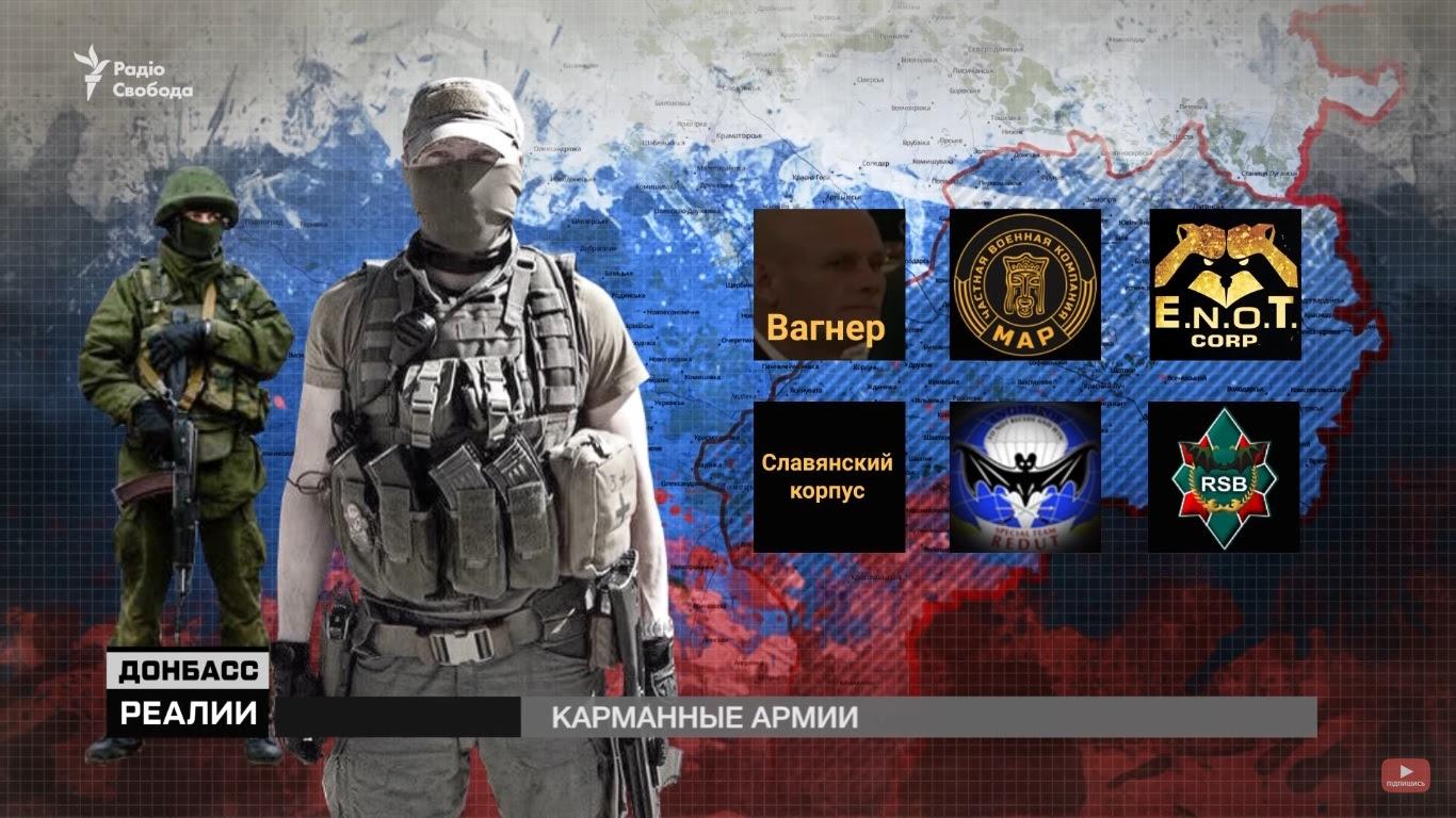 Resultado de imagen para russian Wagner group