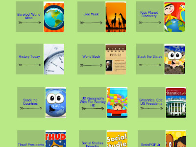 12 Great Social Studies Apps for Elementary Students