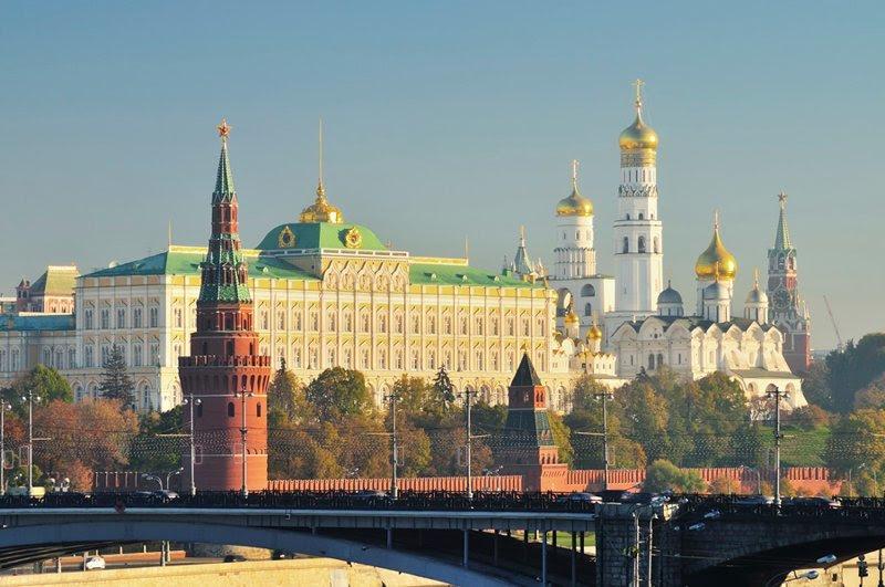 Города России. Происхождение названий