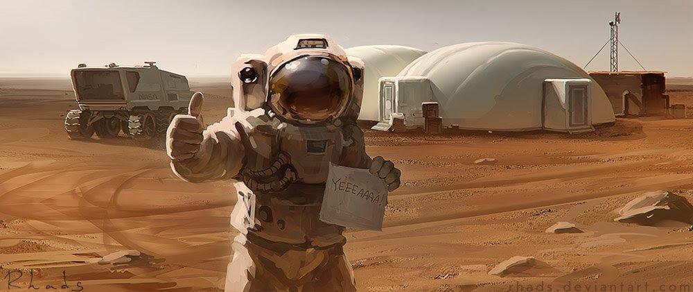 Resultado de imagen para el marciano andy