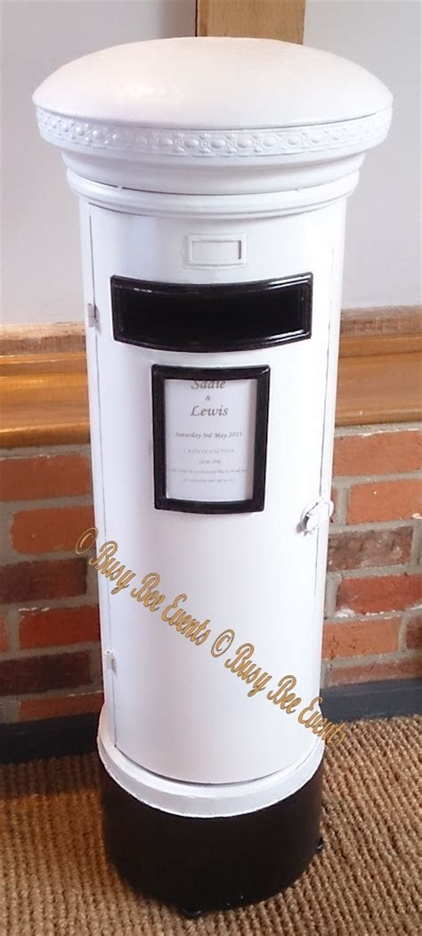 ***CARD BOX IDEAS*** Postboxes, Wishing Wells, Vintage