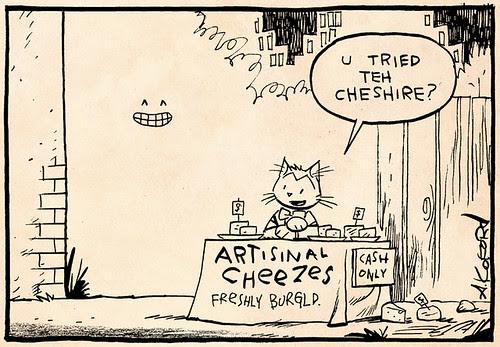Laugh-Out-Loud Cats #2072 by Ape Lad