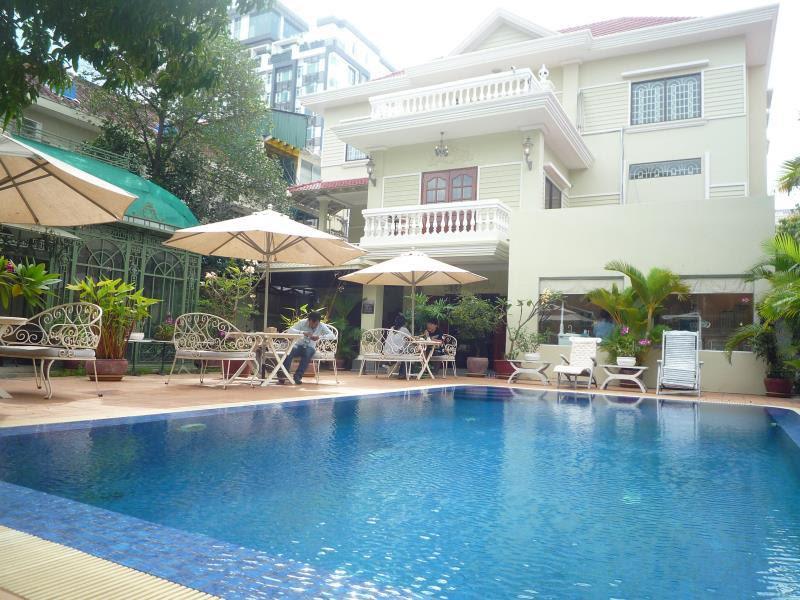 Discount FJ Boutique Hotel Phnom Penh