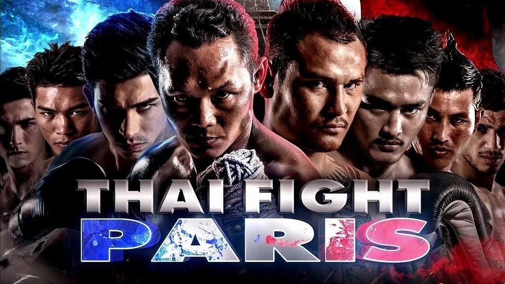 ไทยไฟท์ล่าสุด ปารีส เต็งหนึ่ง ศิษย์เจ๊สายรุ้ง 8 เมษายน 2560 Thaifight paris 2017 : Liked on YouTube https://goo.gl/hsrhcZ