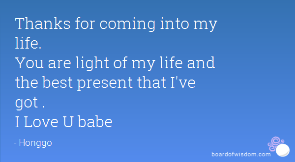 50 Great Light Of My Life Quotes Mesgulsinyali