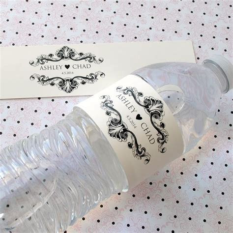 17 Best ideas about Personalized Water Bottle Labels on