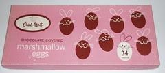 Marshmallow Eggs