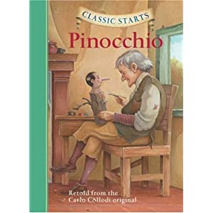 Classic Starts: Pinocchio (Classic Starts Series)