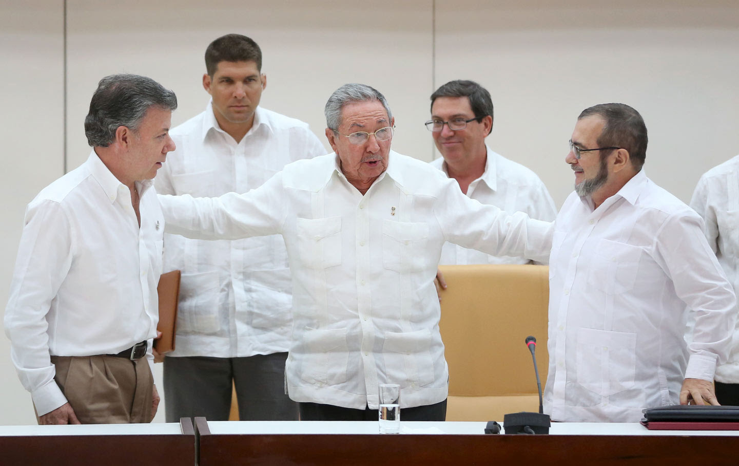 Colombia peace talks