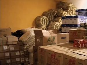 Presidente da Câmara de Juazeiro do Norte reconhece compra exagerada, mas afirma que é legal (Foto: TV Verdes Mares Cariri/Reprodução)