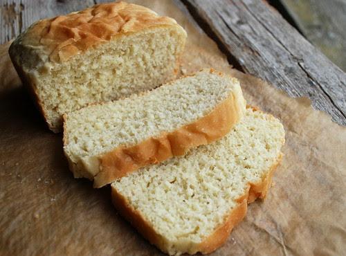 Hot Bread sliced