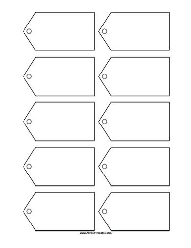 1000+ ideas about Gift Tag Templates on Pinterest   Tag templates ...