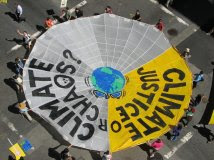 Logo Climate justice